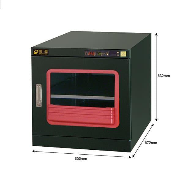 F1B 200 - <1%RH Dry Cabinet | 202L | smtdryboxes.com