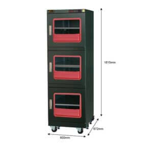 F1 600 | Ultra Low Humidity Dry Cabinet