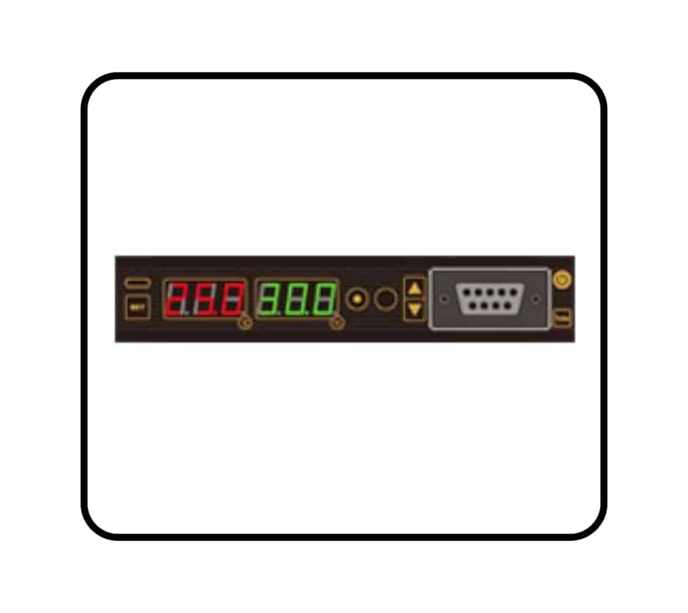 Dry Cabinet - LED Control Panel with RS-232 Port - smtdryboxes.com