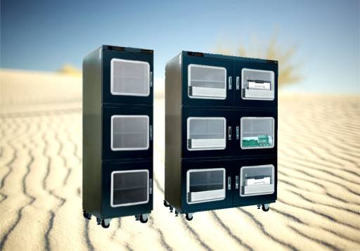 X2B Series 5%RH Low Humidity Dry Cabinets | smtdryboxes.com