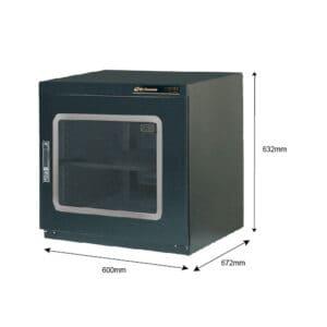 Dr. Storage XC-200 Dry Cabinet | smtdryboxes.com