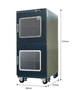 Dr. Storage XC-400 Dry Cabinet | smtdryboxes.com