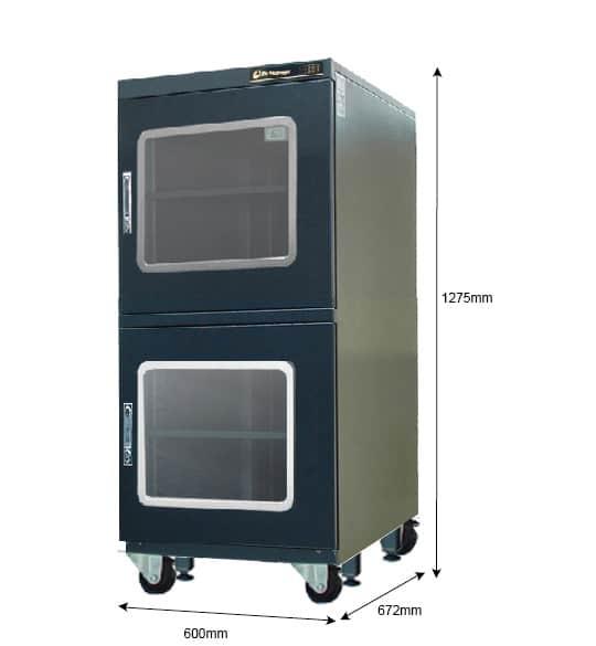 XC 400 - <5%RH Dry Cabinet | 411L | smtdryboxes.com