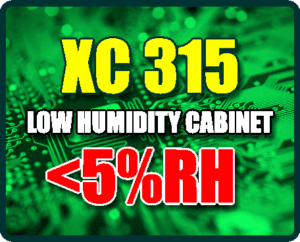 XC 315 5%RH Low Humidity Dry Cabinet