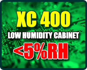 XC 400 5%RH Low Humidity Dry Cabinet