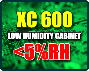 XC 600 5%RH Low Humidity Dry Cabinet | smtdryboxes.com