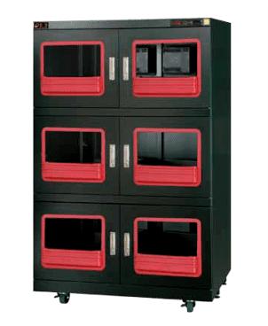 F1B 1200 | 0.1%RH Dry Cabinet | 1250L | smtdryboxes.com