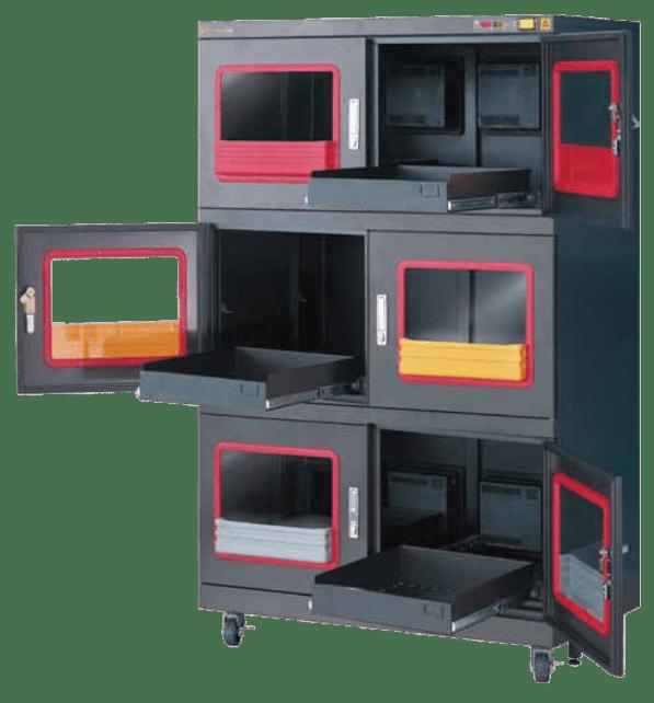 F1B 1200 - <1%RH Dry Cabinet | 1250L | smtdryboxes.com