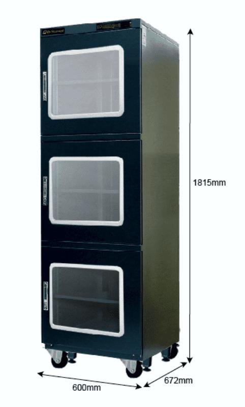 X2B 600 - <5%RH Dry Cabinet | 624L | smtdryboxes.com