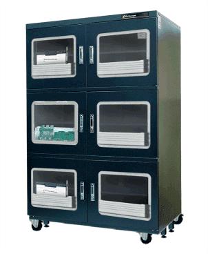 XC 1200 <5%RH Dry Cabinet   1250L   smtdryboxes.com