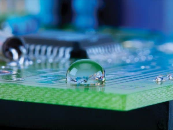 Moisture on pcb board, a dry cabinet, desiccant cabinet or baking dry cabinet eliminates moisture and resets part life