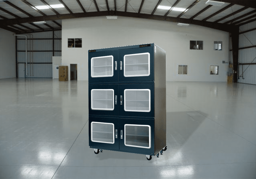T40W & T60W Series Baking Dry Cabinet, <1%RH and up to 60 degree celsius, Desiccant Cabinet, Nitgrogen Dry Cabinet Sales and Accessories